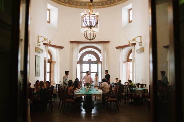 The Baradari Palace, India