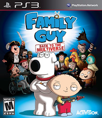 Family Guy: Back to the Multiverse on PS3