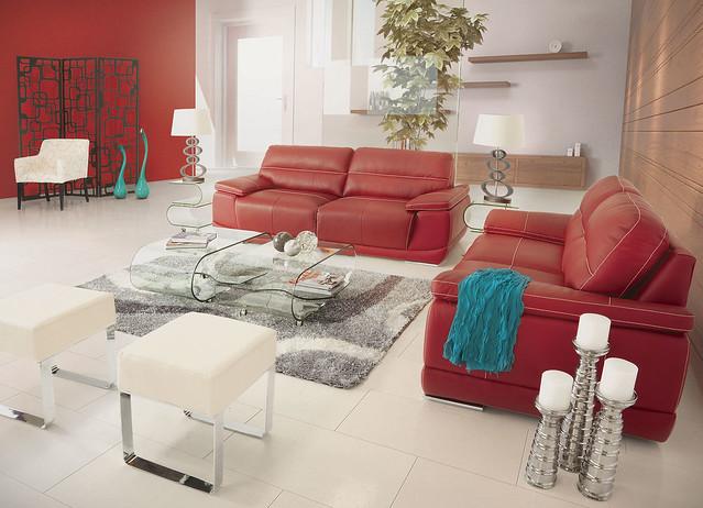 Sala de muebles dico car interior design for Recamaras en muebles dico