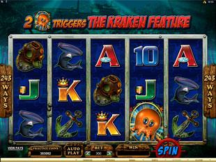Octopays Slot Machine