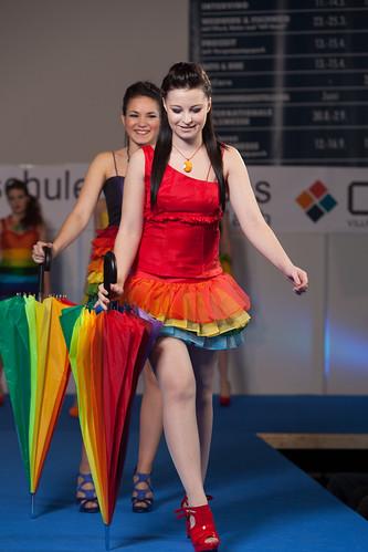 Modeschau BeSt³ in Klagenfurt (29.11. bis 1.12.2012)