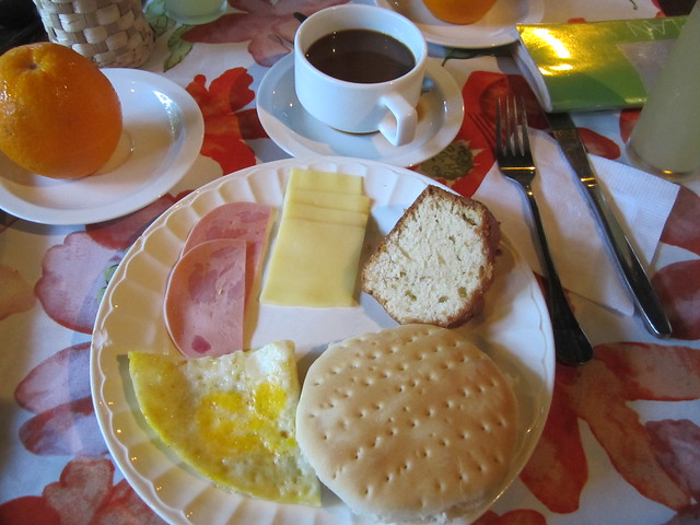 hotel manavai breakfast in easter island