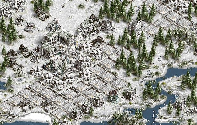 The Settlers Online - Chrismas