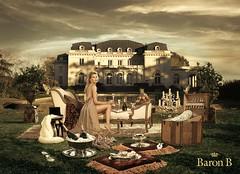 Human presenta la nueva campaña gráfica de Baron B