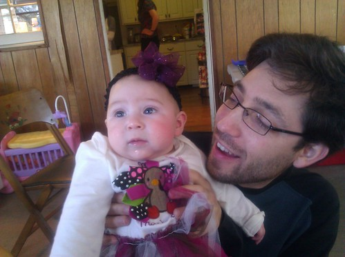 Daddy and Caroline