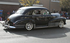 automobile, automotive exterior, vehicle, automotive design, chevrolet fleetline, antique car, sedan, classic car, vintage car, land vehicle, luxury vehicle, motor vehicle,
