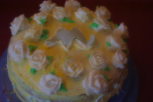Immaculate Conception Cake 2012