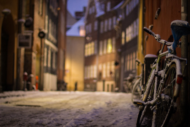 Snow Covered Copenhagen