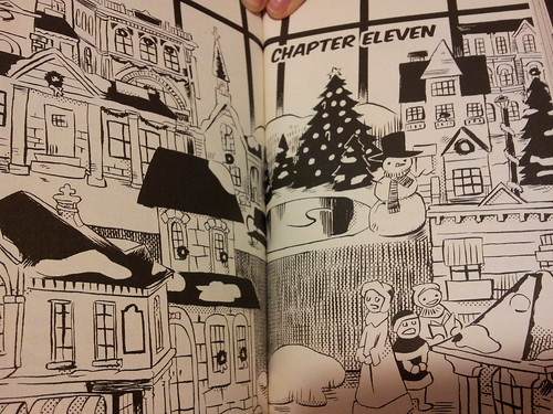 Stephen Emond's Winter Town
