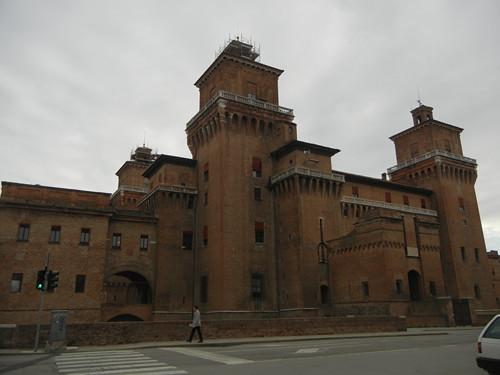 DSCN4297 _ Castello Estense, Ferrara, 17 October