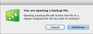 mac step 3 - restore quickbooks file for landlords