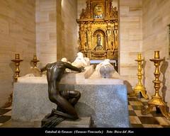 Capilla de La Santísima Trinidad, Obra de Victorio Macho. 1930. Catedral de Caracas (Caracas-Venezuela)