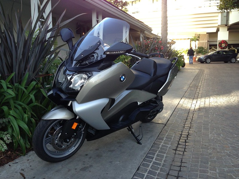 BimmerFile first ride: BMW C 650 GT