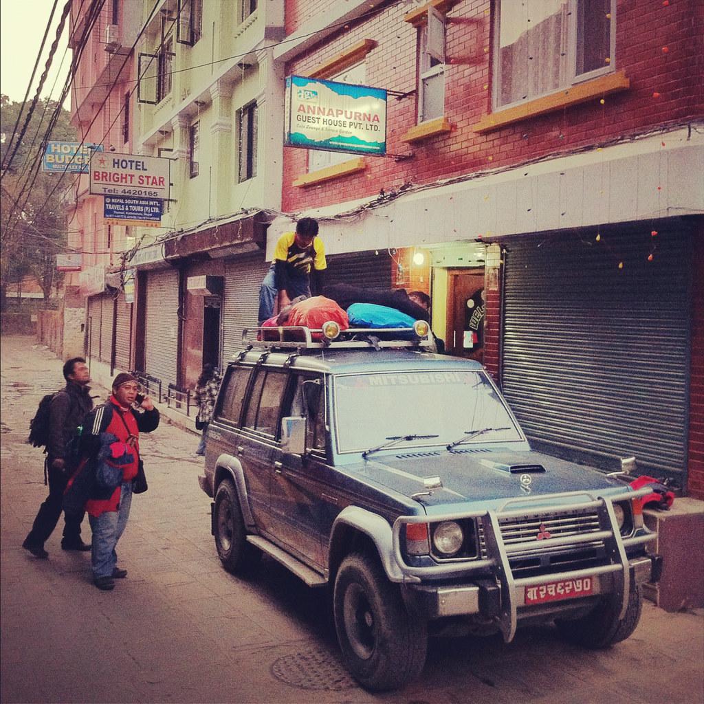Nepal | Backpackers | Annapurna Guest House | Thamel | Kathmandu