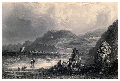 Paisajes de las isla de Wight
