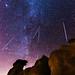 Gemind Meteor Shower - Explored #95 by Matt Payne Photography