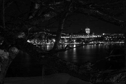 Quebec City after Dark