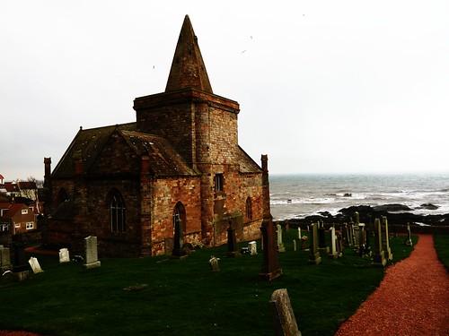 St. Monans Church, Scotland