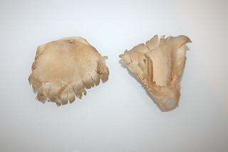 03 - Zutat Austernpilze / Ingredient oyster mushroom