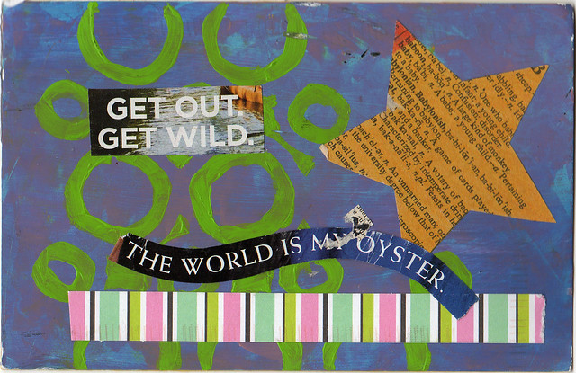 Postcard by Rachel M