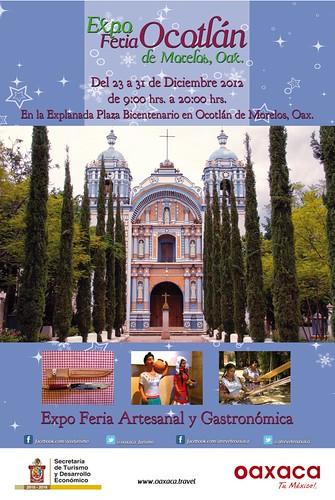 Expo Feria Ocotlán de Morelos... del 23 al 31 de diciembre, visita su Expo Feria Artesanal y Gastronómica!!!