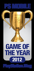 PS.Blog Game of the Year 2012 - PS Mobile Gold