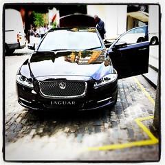 model car(0.0), automobile(1.0), automotive exterior(1.0), vehicle(1.0), automotive design(1.0), jaguar xf(1.0), land vehicle(1.0), luxury vehicle(1.0),