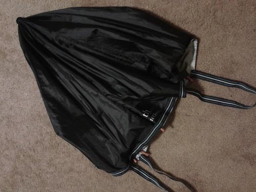 Bumbershoot Bag by duskyjewel