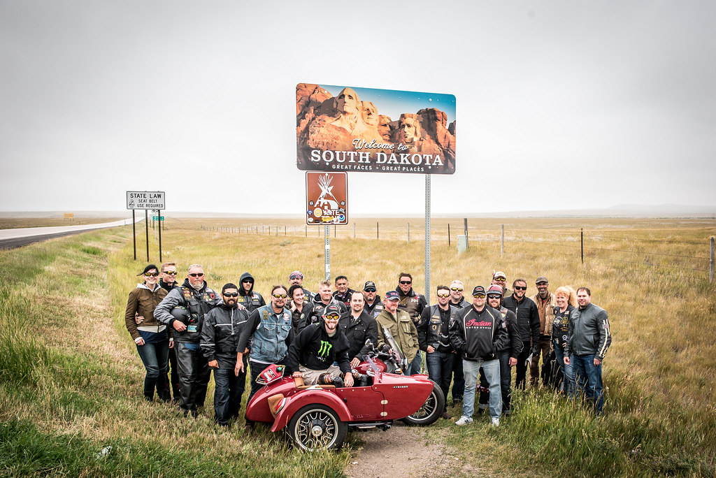 Veterans Charity Ride South Dakota Sturgis