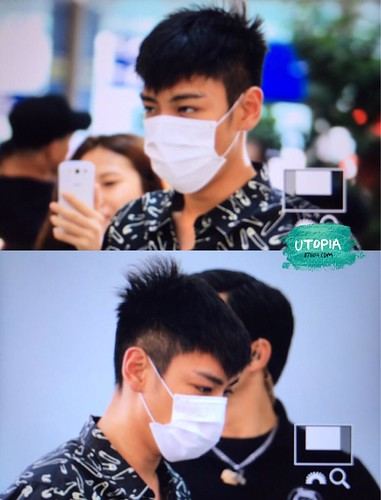 Big Bang - Incheon Airport - 19jun2015 - Utopia - 06