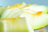 Saftige Melone