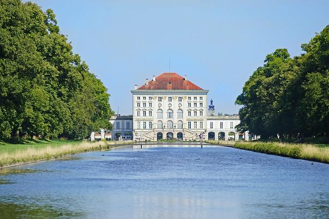Le château de Nymphembourg (Munich)