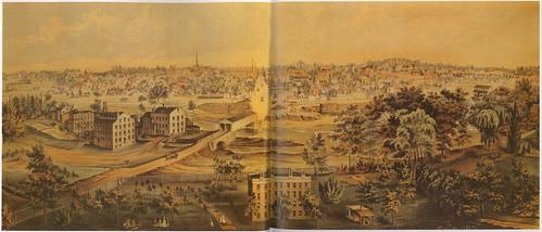 ohio print springfield 1850s clarkcounty colorlithograph ohioartthrough1865