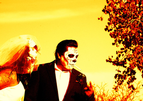 Day of the Dead--Couple