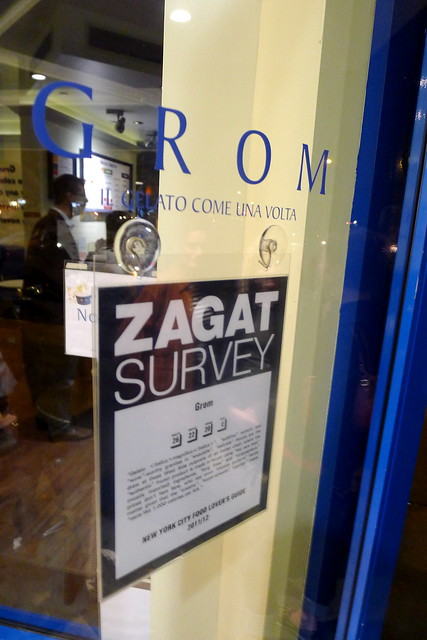 everything's zagat rated