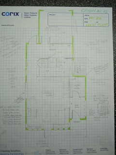 Main floor - green plan V3