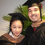 Students from Commencement 2011