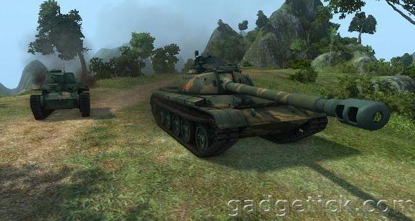 Обновление World of Tanks 0.8.2