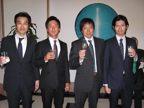2012-6-10「KIF Japan to Attend the U.S. Ambassador's Residence」