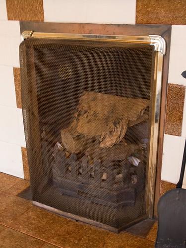 暖炉 ファイヤースクリーン