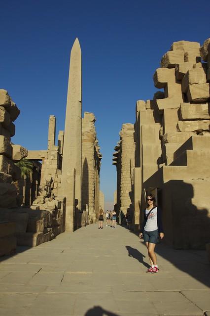 023 - Templo de Karnak