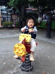 代官山にて (2012/11/11)