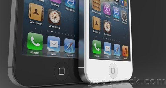 Экраны iPhone 5 и iPod touch 5