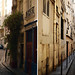 Small Alleys in Paris by Paris in Four Months