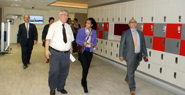 Hollanda Heyeti Üsküdar Üniversitesi'ni Ziyaret Etti