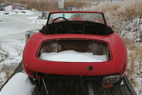 Jaguar E-Type Kit Car rear 1