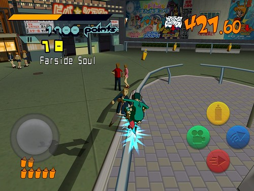 Jet Set Radio Mobile