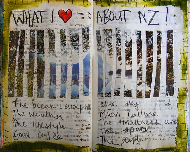 What I love about NZ