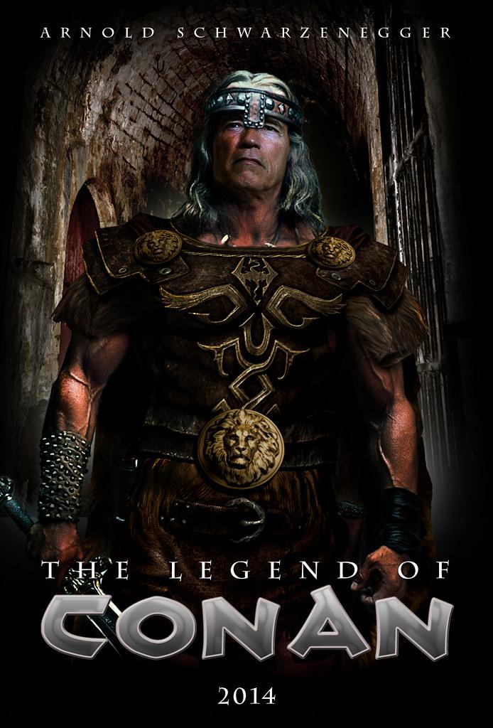 """""""The legend of Conan"""" o filme - Página 2 8183524727_84fe82a12f_b"""