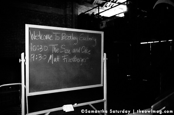 Matt Friedberger @ Bootleg Theater,LA 11/10/2012